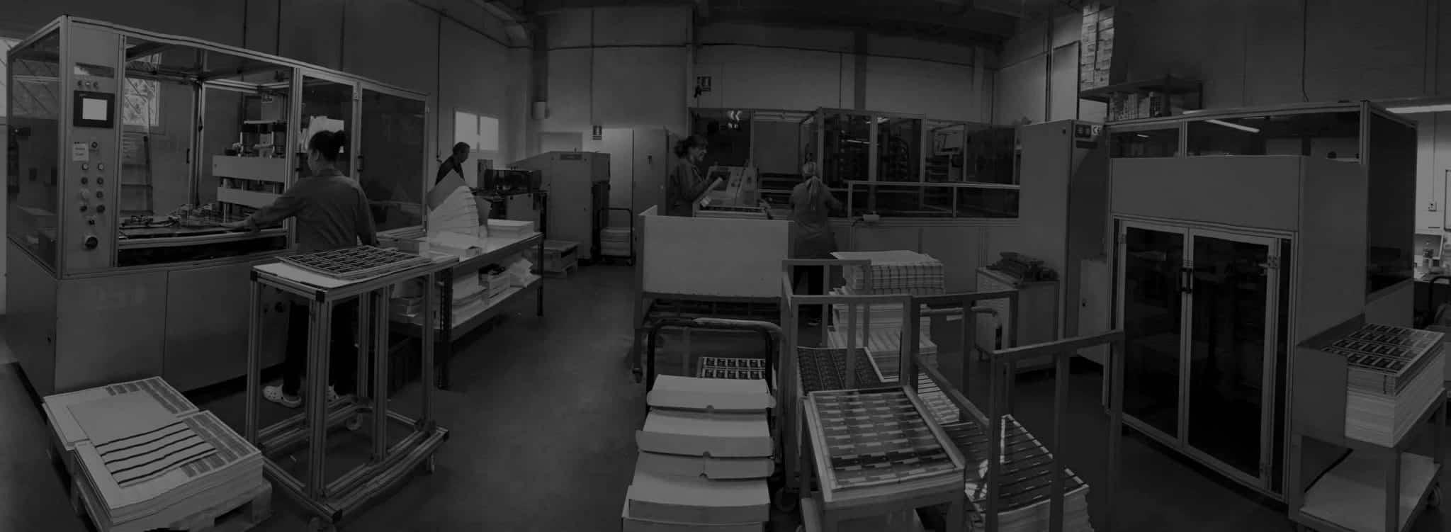 fabrica NTI